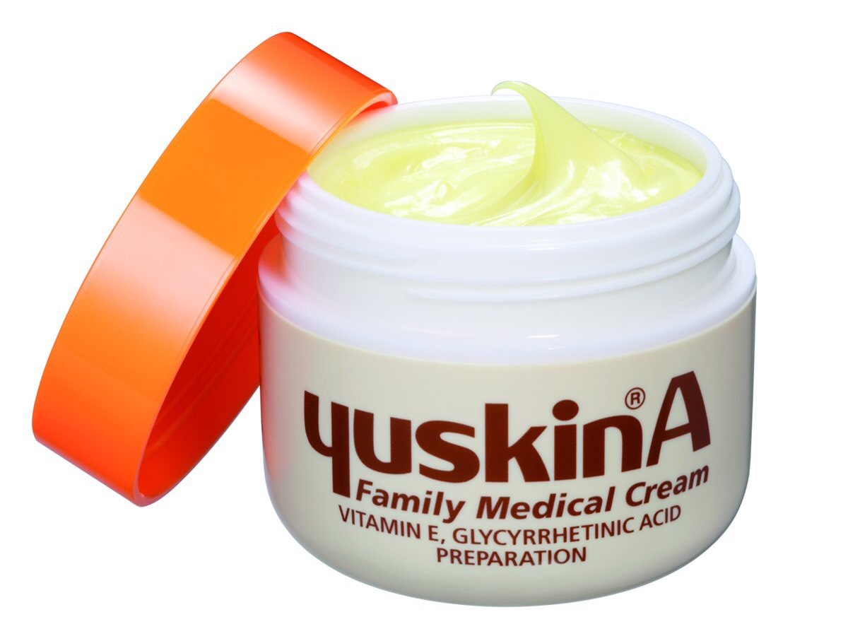 Лечебный крем YuskinA Family Medical Cream